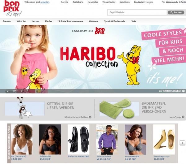 watch 5d086 d9c63 Online Shops für Mode in der Schweiz | Schweiz Tipps