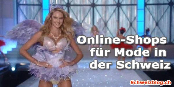 mode-onlineshops schweiz