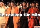Damenmode Begriffe: Mode-Lexikon für Männer