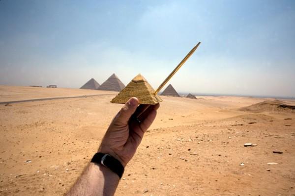 Ägypten, Pyramiden