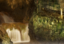 St. Beatus-Höhlen am Thunersee in Bern