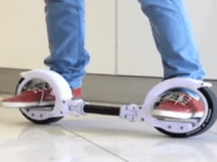 Skatecycle: Neuer Trendsport kombiniert Wake- & Skateboarden