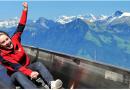 Fräkigaudi: Längste Sommer-Rodelbahn der Schweiz