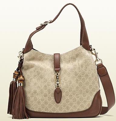 jackie bag, gucci, handtasche