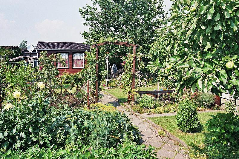 Tipps zum schrebergarten kleingarten anlegen schweiz tipps for Kleingarten modern