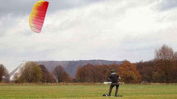 kite-boarden