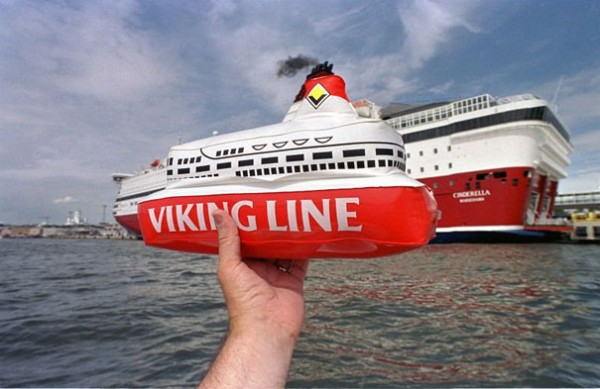 viking line, schiff, kreuzfahrt, dampfer, wasser, meer, boot