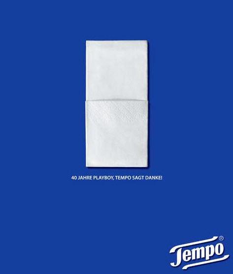 Tempo Werbung - 40 Jahre Playboy