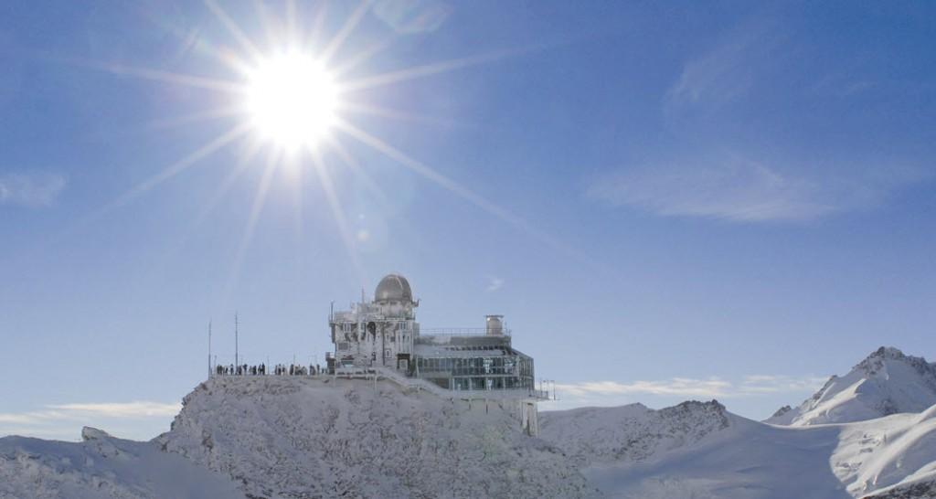 Jungfraujoch - Bild: jungfrau.ch