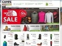 Campz.ch – Online Shop für Camping, Outdoor, Sport