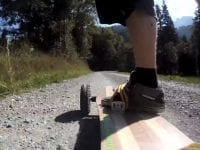 "Mountainboard: All-Terrain-Board erlaubt ""Snowboarden"" im Sommer"