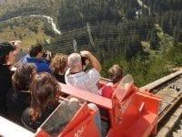 Gelmerbahn: Ausflug zur steilsten Standseilbahn Europas