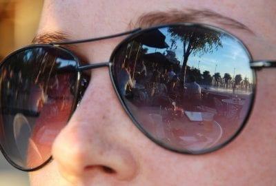 Aviator-Sonnenbrille, Sonnenbrile
