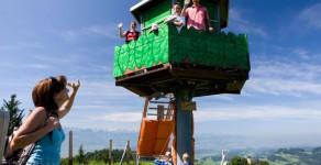 Erlebnispark Atzmännig bietet Spass für die ganze Familie
