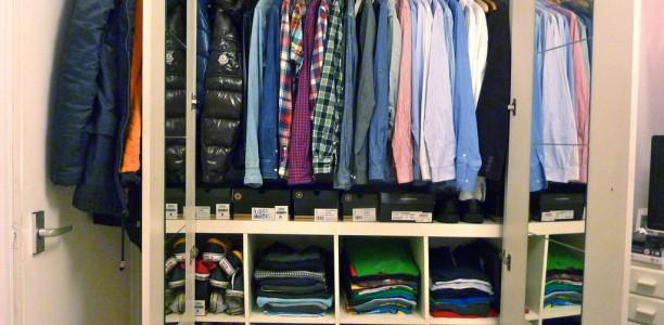 Kleiderschrank ausmisten im Herbst: Schritt für Schritt durch den Kleiderdschungel