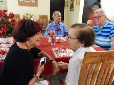 Pflege von Demenz Patienten