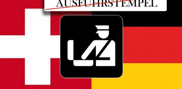 Keine MwSt Rückerstattung bei Internet Bestellungen in Deutschland mehr! Zoll verweigert Ausfuhrstempel.