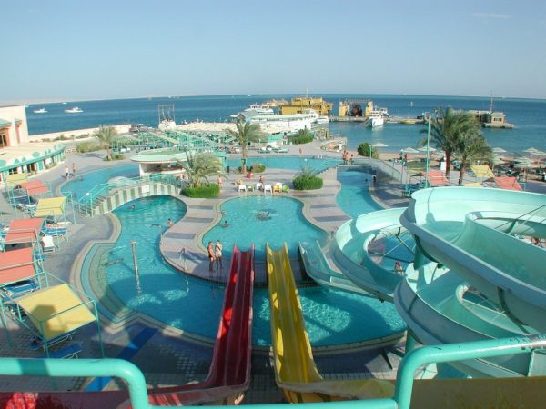 Perfekt für Ferien-Club Urlauber - Ägypten