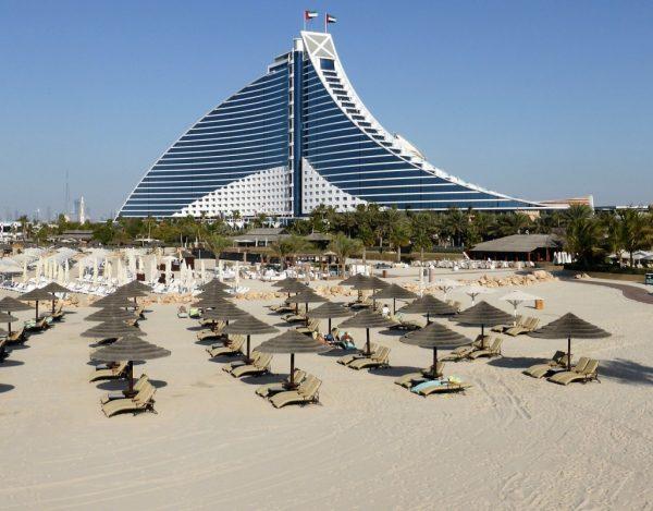 Hotel mit Strand in Dubai