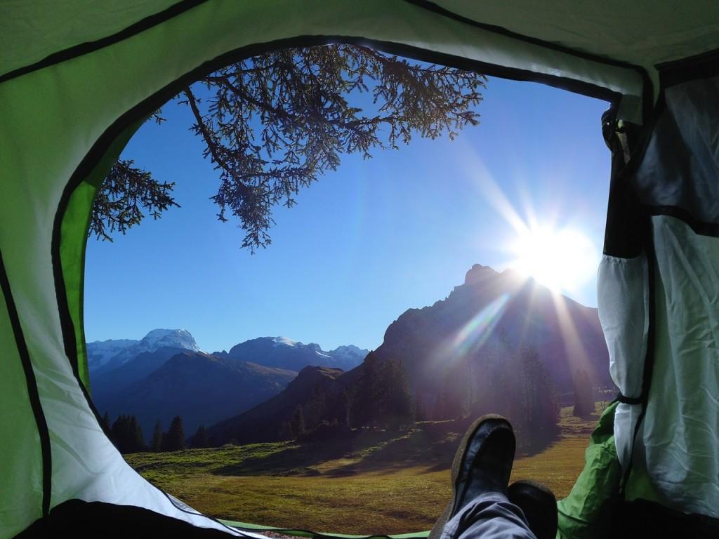 10 schönste Campingplätze Schweiz