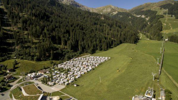 10 schönste Camping-Plätze der Schweiz