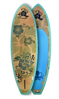 Hardboard SUP (z.B. von Runga Puaawai Surf)