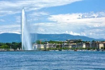 Die Region um den Genfer-See ist als Standort für Firmengründungen sehr beliebt