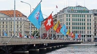 Firmengründung in der Schweiz - ein guter Wirtschaftsstandort für Einzelunternehmen, GmbH oder AG? Bild: Genf