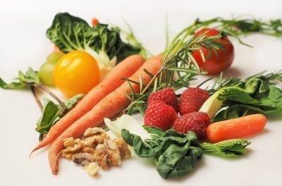 Gesunde Ernährung für schöne Haut