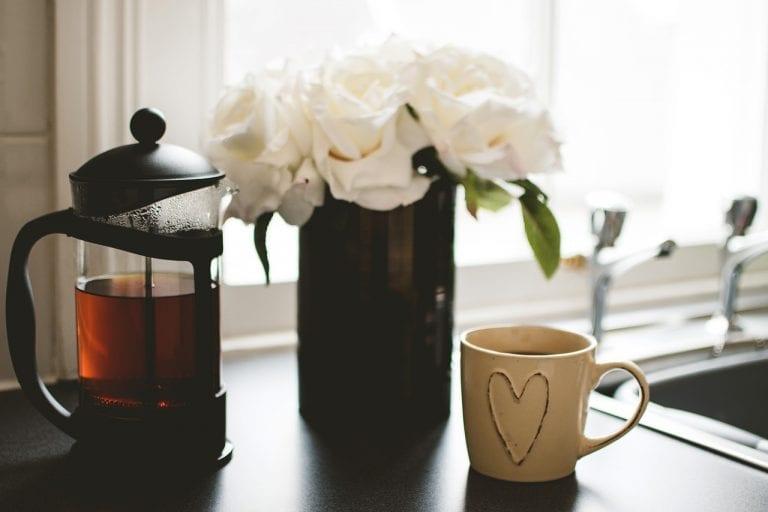 Tee statt Kaffee