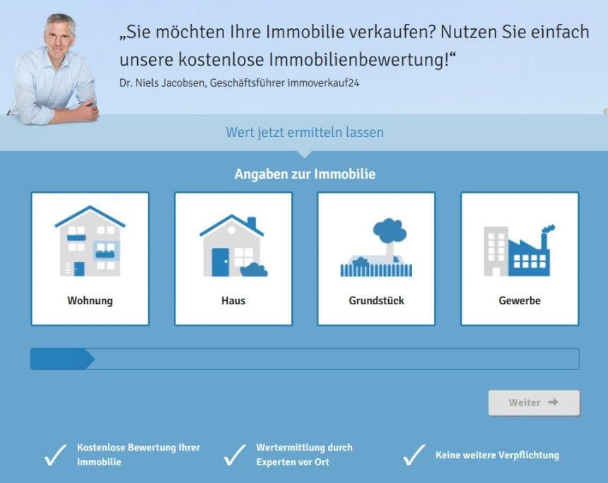 Kostenlose Immobilienbewertung für die Schweiz - Haus, Wohnung, Grundstück und Gewerbe Preise ermitteln - kostenlos - online