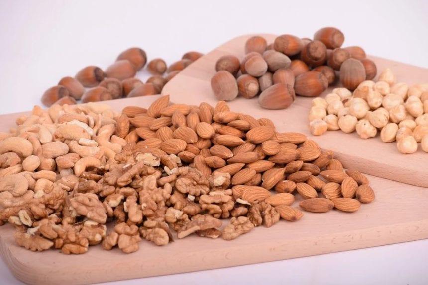 Nüsse fördern die Konzentration