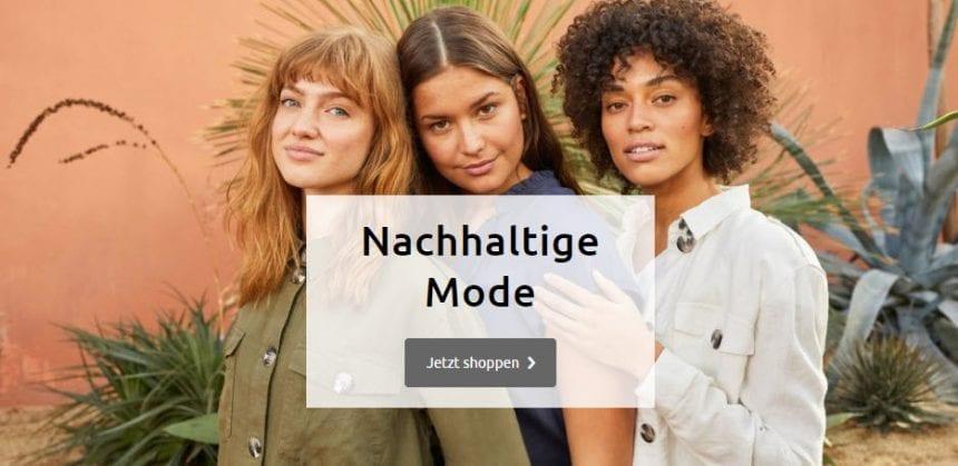 Bonprix Nachhaltige Mode