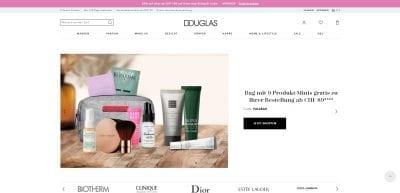 Douglas Startseite