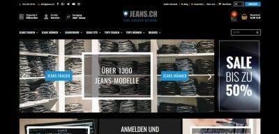 Jeans Startseite