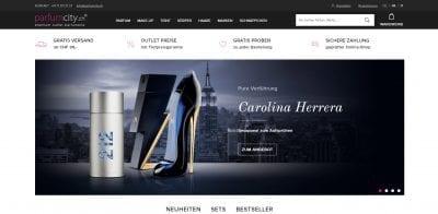 Parfumcity Startseite