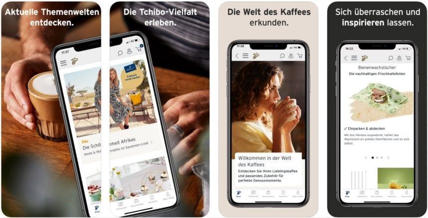Tchibo App