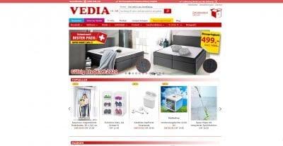 Vedia Startseite