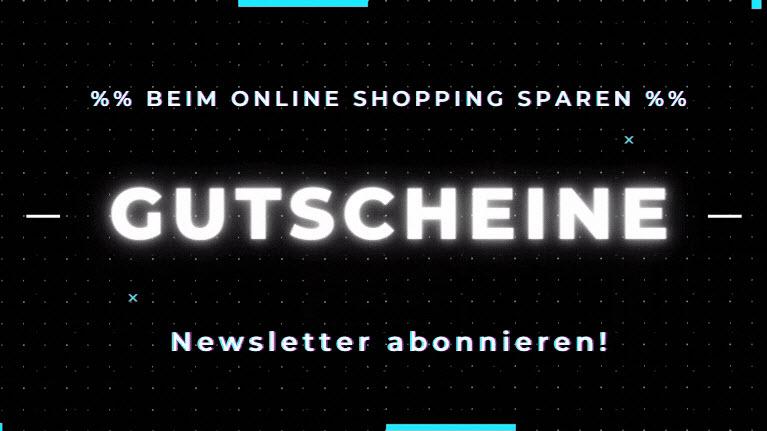 Gutscheine Newsletter