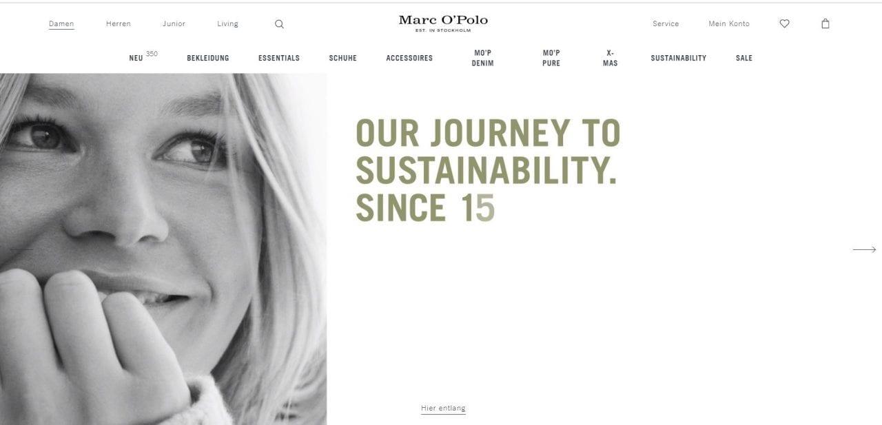Marco Polo Website