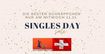 Slingles Day Angebote Schweiz Shops 11 11 Gutscheine Rabatte