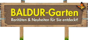Baldur Garten Website