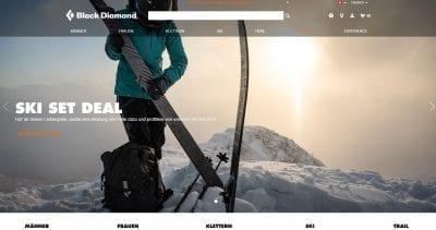Black Diamond Website