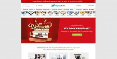 Myposter Website