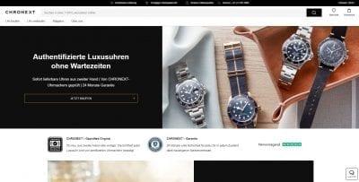chronext website