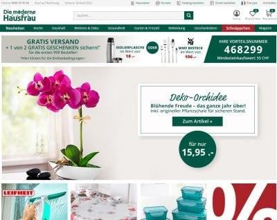 moderne hausfrau website