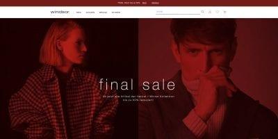 windsor website