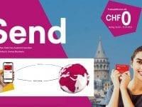 Geld senden ins Ausland: Günstig & schnell mit Swiss Bankers App