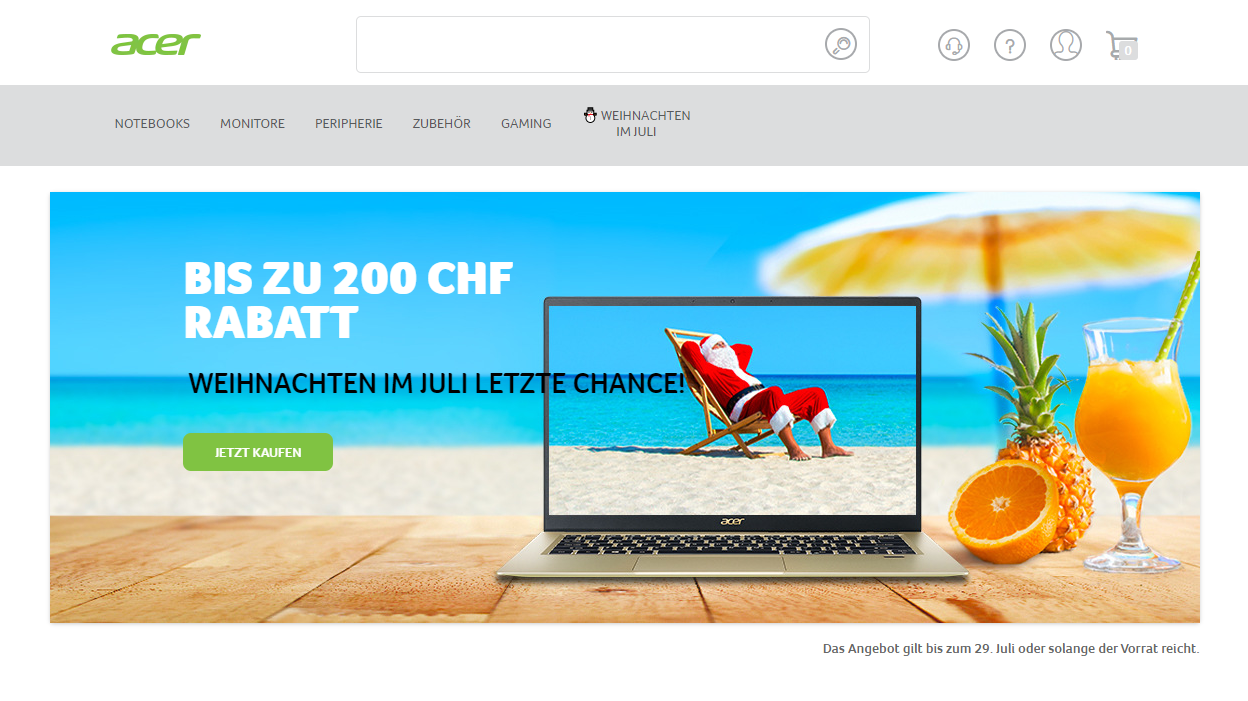 acerwebsite