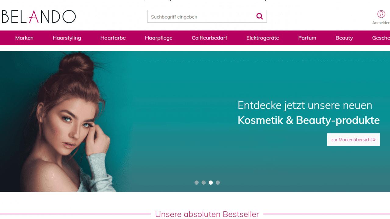 belandowebsite